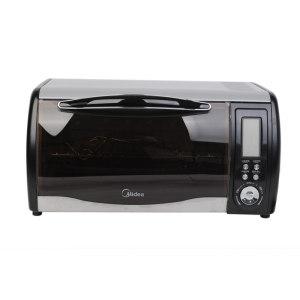 美的 电脑版卧式 电烤箱