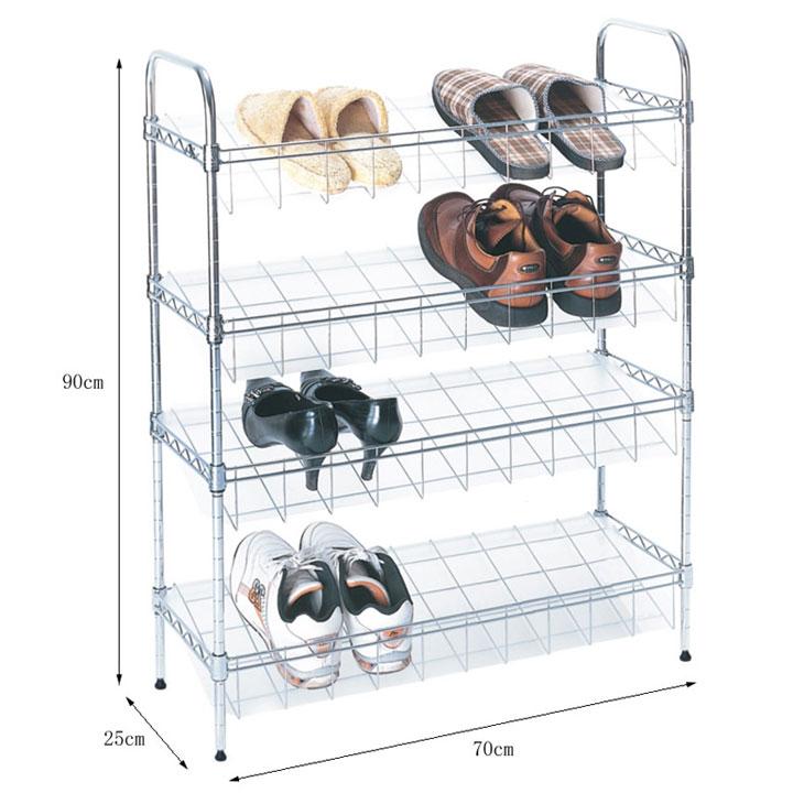明珠港 焊接钢金属工艺支架结构升降品牌LOGO简约现代 257090XCE406鞋架