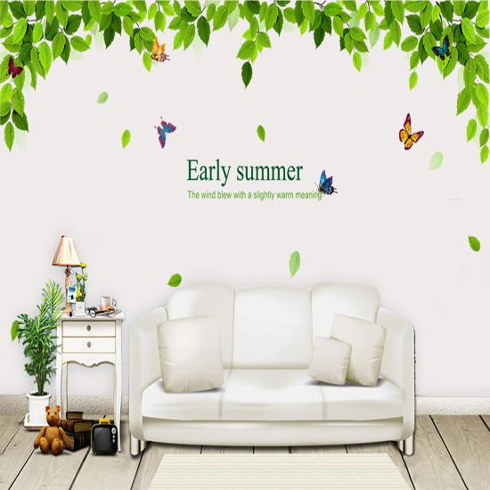 伊美尔 平面墙贴植物花卉 墙贴价格,图片,品牌信息_网