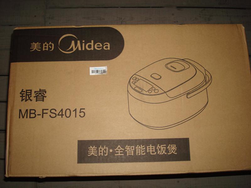 美的 方形煲微电脑式 FS4015电饭煲