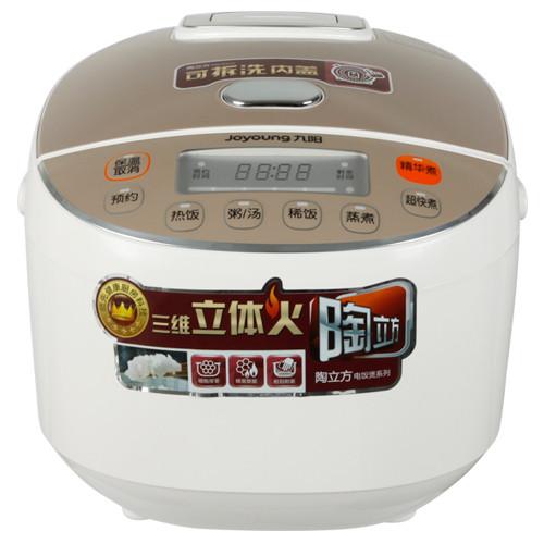 九阳 方形煲微电脑式 JYF-40FS18电饭煲