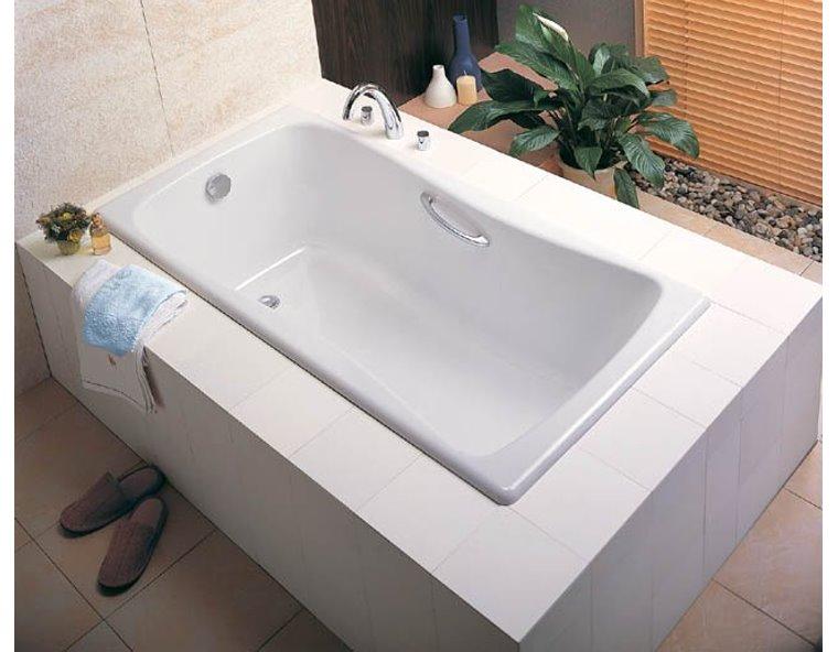 科勒 铸铁嵌入式 K-17270-0/-GR-0浴缸