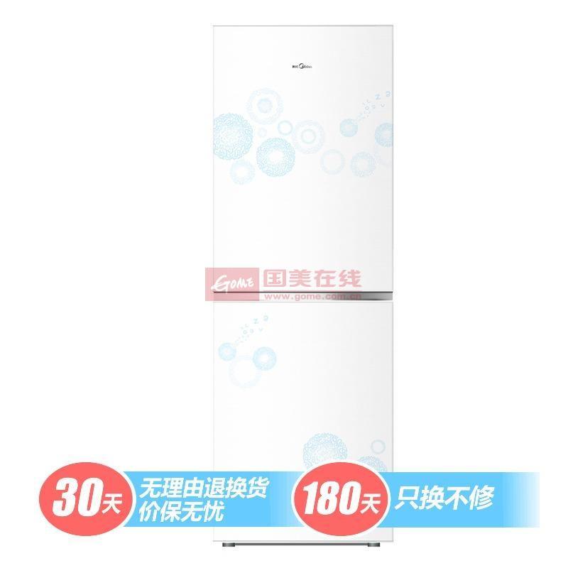美的 BCD-175QM(E)冰箱