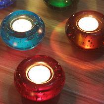 玻璃块状蜡烛简约现代 ZT000烛台