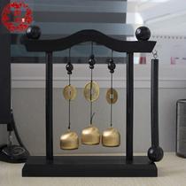 款式一款式二款式三铜桌面摆件化煞 铃铛