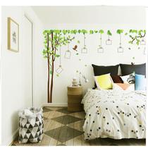 平面墙贴 照片树贴墙贴