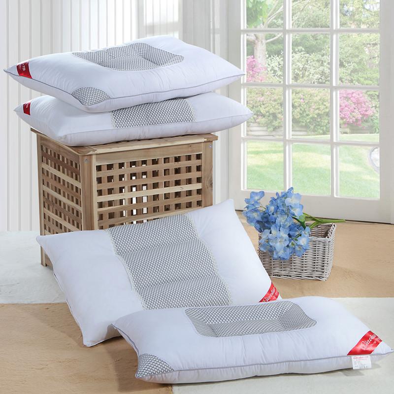 巧罗决明子花草长方形枕头