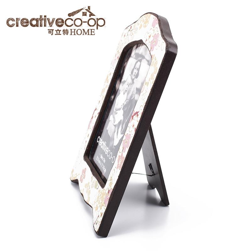 可立特木相框异形美式乡村相框