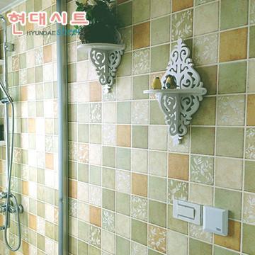 HyundaeSheet 抽象图案 GP-11518玻璃贴膜