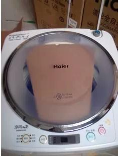 海爾 波輪XQSM33-968洗衣機不銹鋼內筒 洗衣機