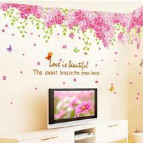 平面XY1095墙贴植物花卉 墙贴