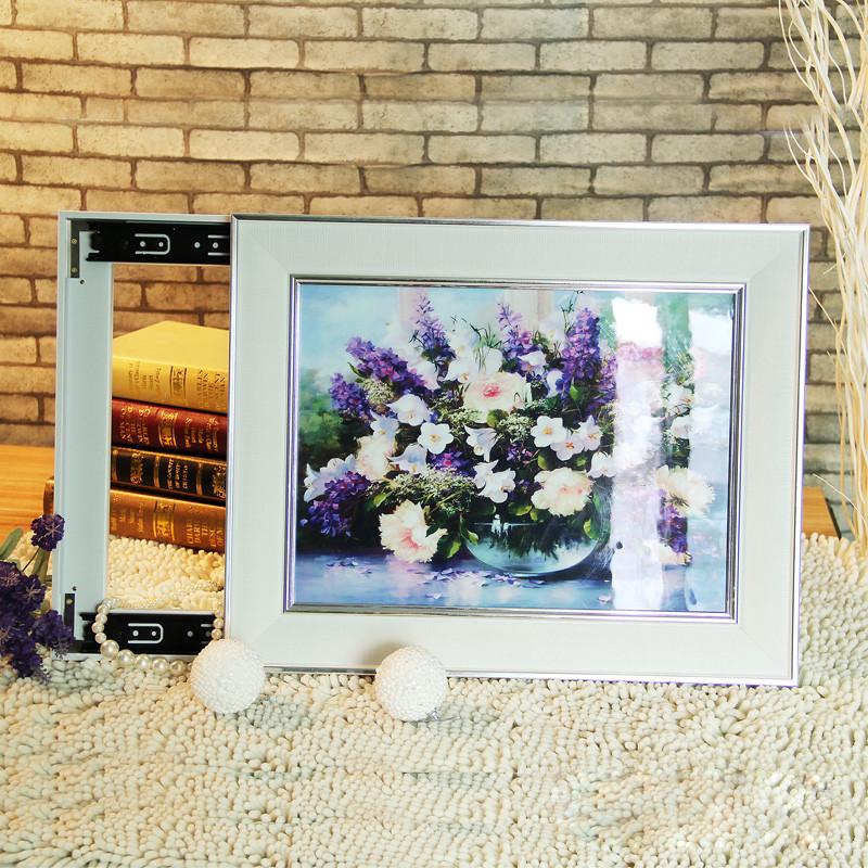 卓画 平面有框独立风景喷绘 装饰画