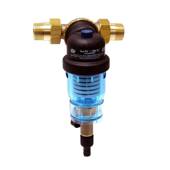 漢斯希爾 不銹鋼濾網SYR/漢斯希爾中央凈水非直飲前置過濾 DUO DFR凈水器