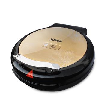 蘇泊爾 金色上下盤單獨加熱不粘涂層懸浮式 電餅鐺