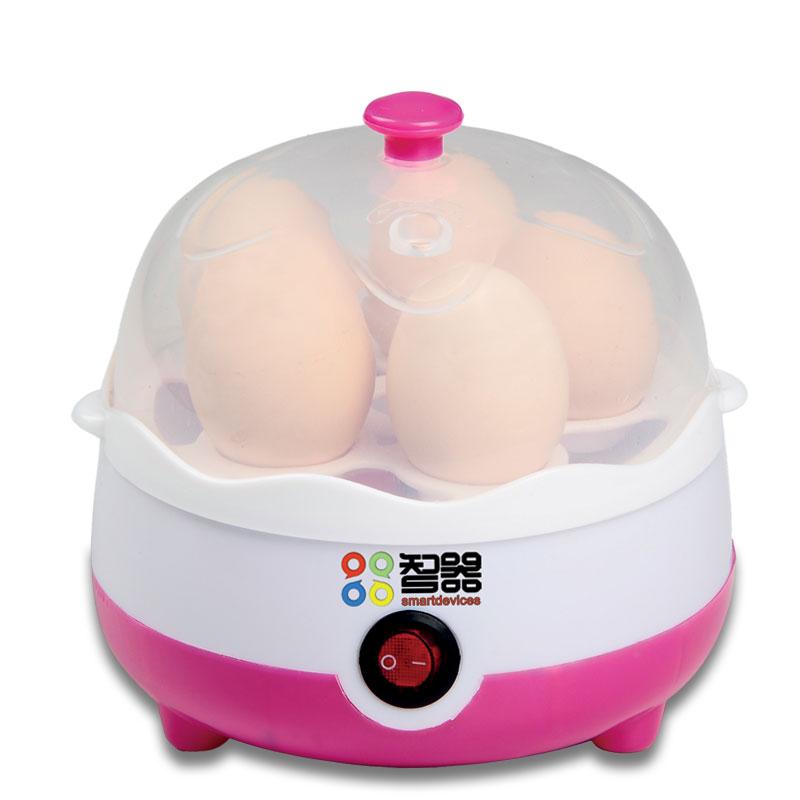 智器 枚紅色清新綠蒸蛋羹煎蛋蒸面食煮蛋 煮蛋器-620 煮蛋器