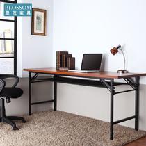 人造板刨花板/三聚氰胺板支架结构折叠简约现代 OZ01e折叠桌