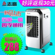 黑白色正常风3档冷暖型机械式 冷风扇