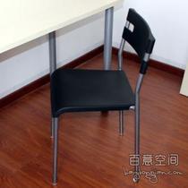 黑色白色 休闲椅