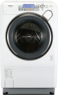东芝 全自动滚筒XQG90-EHSD洗衣机不锈钢内筒 洗衣机
