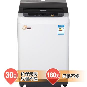 松下 全自动波轮XQB75-Q77201洗衣机不锈钢内筒 洗衣机