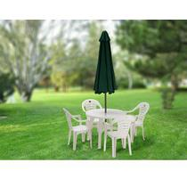 桌子蓝色白色 休闲椅