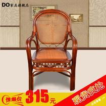 植物藤编织/缠绕/捆扎结构多功能艺术成人田园 藤椅