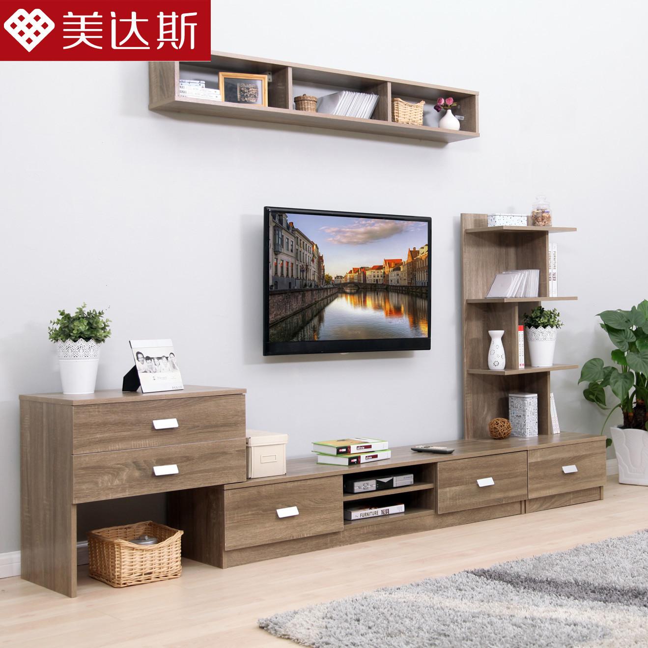 人造板刨花板/三聚氰胺板框架结构成人简约现代 11644加里电视柜