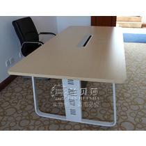 钢木条形 JL-HYZ-1011会议桌
