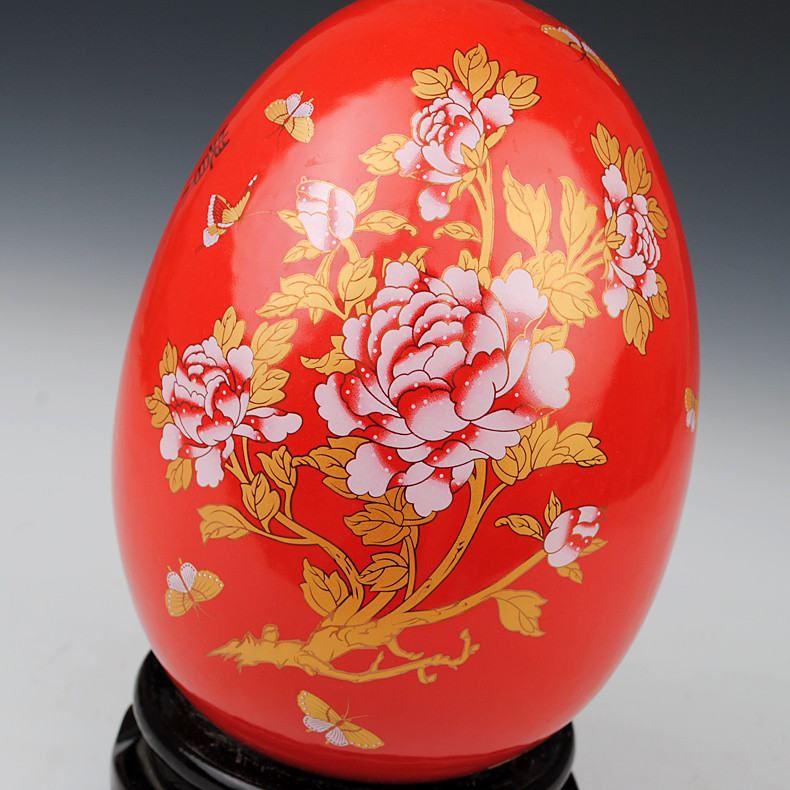 鼎众陶瓷 陶瓷台面花瓶中号简约现代 花器