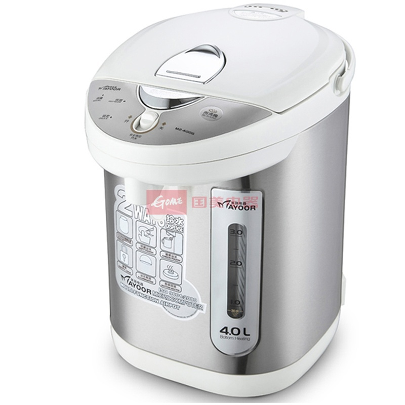 美扬 电开水瓶 M2-400G 电热水瓶电水壶
