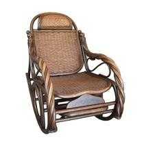 植物藤编织/缠绕/捆扎结构拆装成人田园 藤椅
