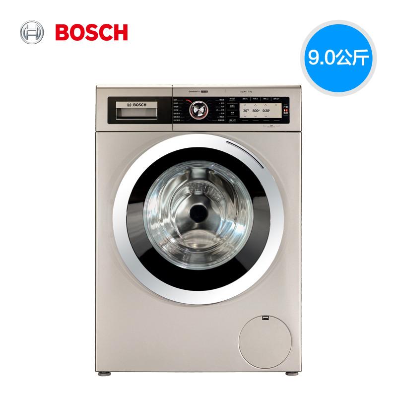 博世 全自动前开式 XQG90-WAS287670W洗衣机