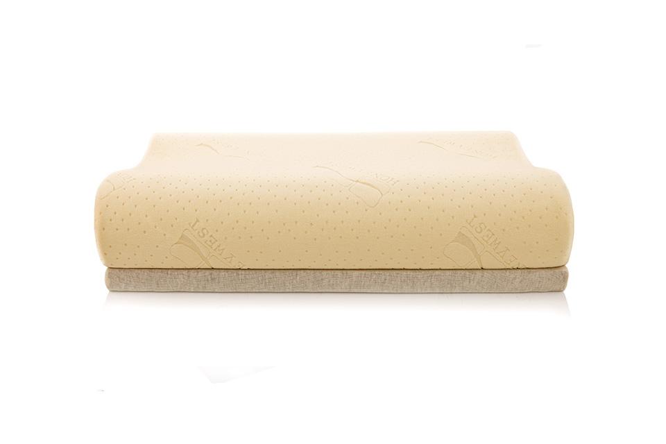 汉妮威 涤棉记忆棉长方形 枕头