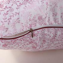 单个枕芯九孔枕涤棉纤维枕长方形 枕头