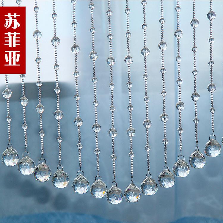 苏菲亚玻璃日韩-珠帘