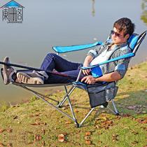 蓝色绿色桔色 公园椅