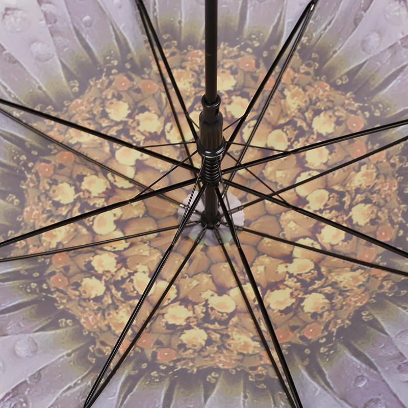 MAGIC RAIN 半自动高密度拒水碰击布晴雨伞长柄伞成人 遮阳伞