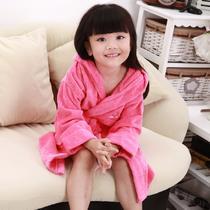 儿童 纯棉小兔10浴袍