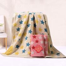 纯棉8273(1浴2面)面巾百搭型 面巾