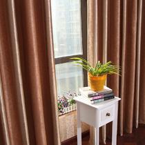 布装饰+全遮光平帷涤纶植物花卉喜庆简约现代 窗帘