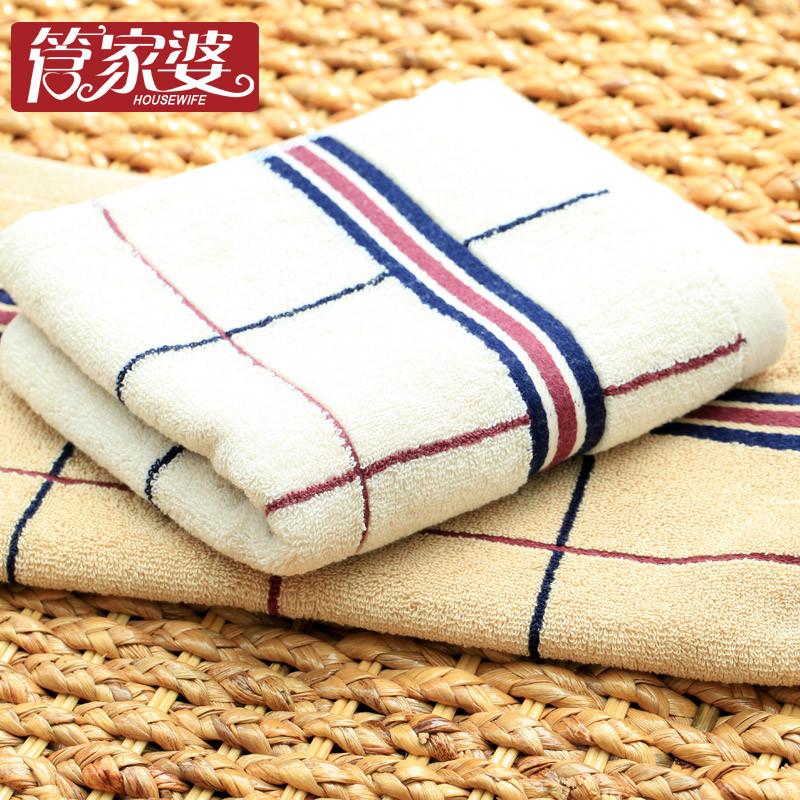 管家婆纯棉<=面巾百搭型-毛巾