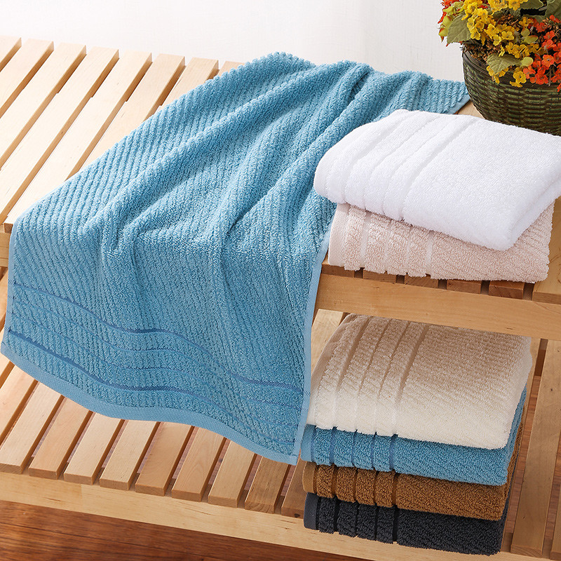 亚光 纯棉面巾百搭型 63212006毛巾