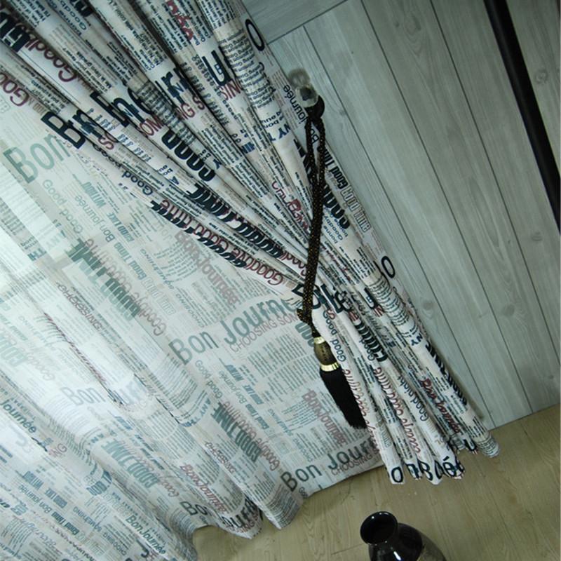 yesland 雅熙·莱帝 纱每米布每米布帘+纱帘装饰+半遮光平帷简约现代 窗帘