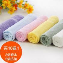 竹纤维5s-10s方巾女 方巾