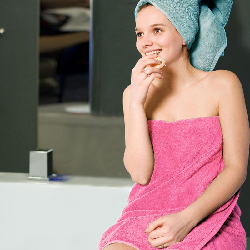恒安兴 纯棉 HAX1210016浴巾