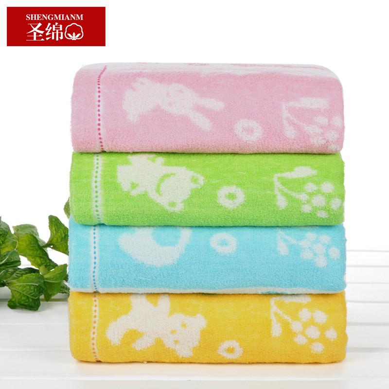 圣绵纯棉浴巾
