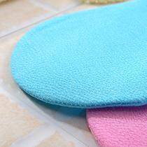 绿色粉色蓝色个人洗漱/清洁/护理搓澡巾 澡巾