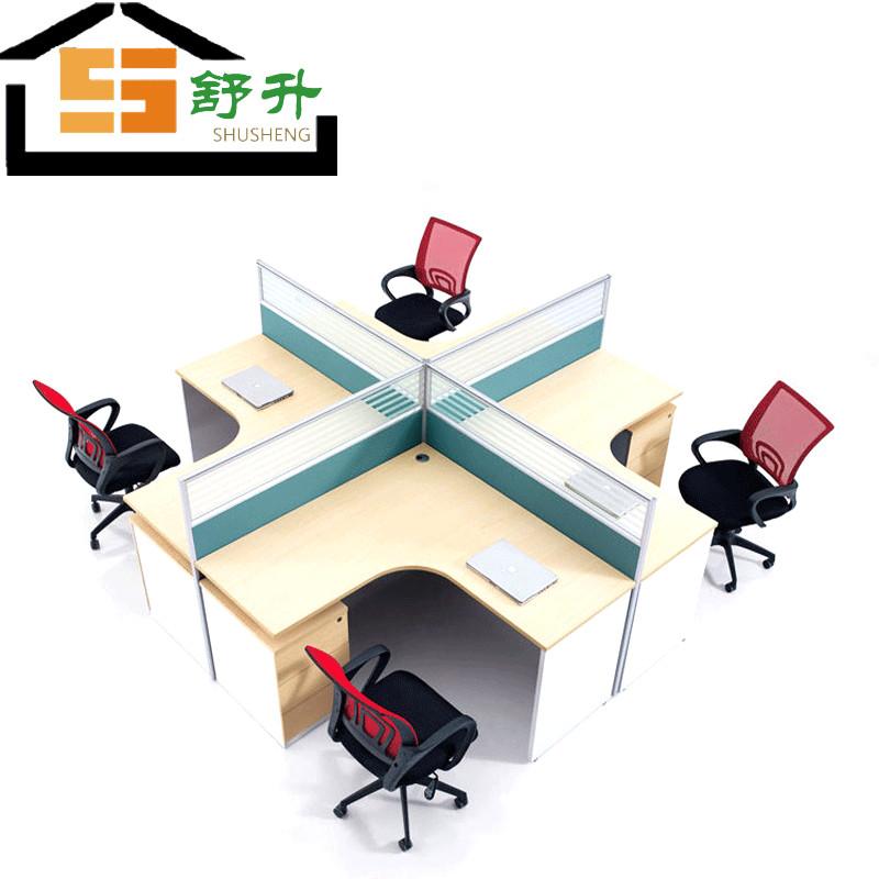 舒升 拆装移动欧式 办公桌