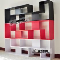 人造板刨花板/三聚氰胺板伸缩储藏多功能 展示柜