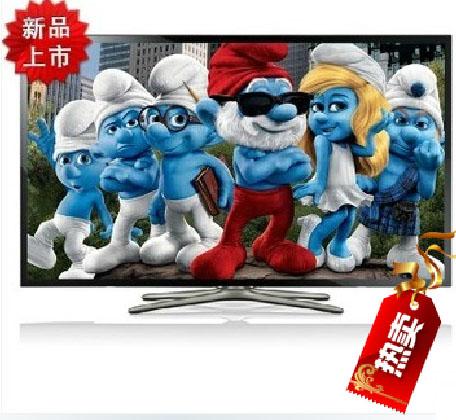 三星 46英寸1080pva(軟屏) ua46f5500電視機